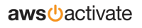 AWS activeated LP_startups_logo_aws-activate.bde9cc1a112cd98c62c246232cc12e3139307fca